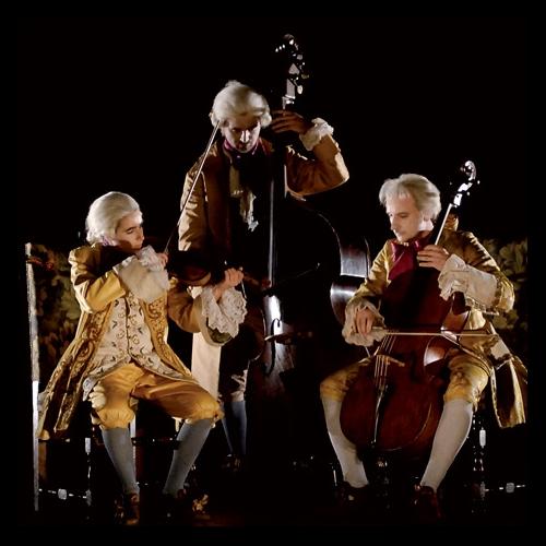 Ripopolare la Reggia, di Peter Greenaway - I musicisti