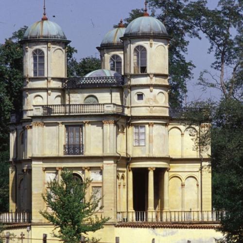 Parco La Mandria. La Bizzarria
