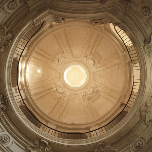 Cappella di Sant'Uberto, la cupola
