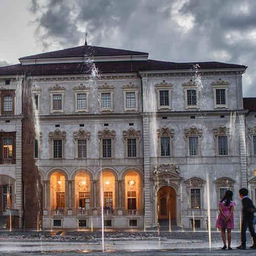 Teatro d'Acqua della Fontana del Cervo - Foto di Barbara Maurino