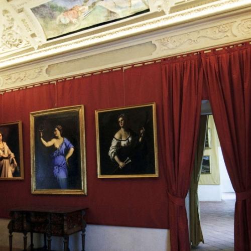 Appartamento di Madama Reale Maria Giovanna Battista - Anticamera dei Saettatori