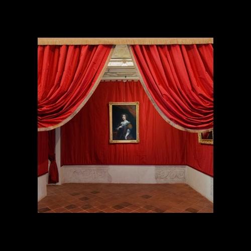 Appartamento di Madama Reale Maria Giovanna Battista - Alcova