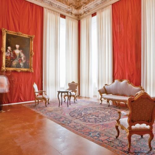 Appartamento di Sua Maestà - Circolo della regina