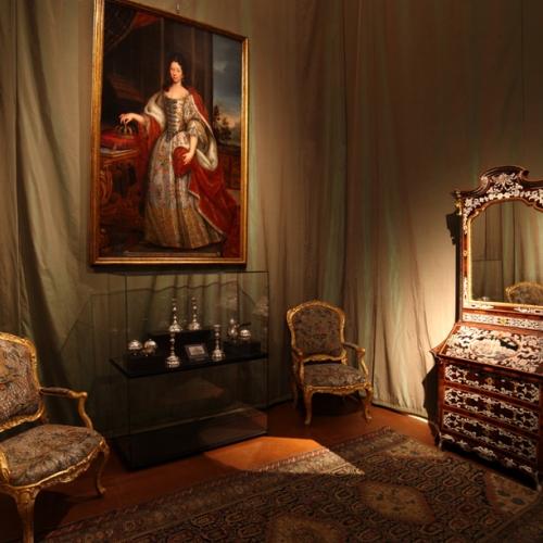 Appartamento di Sua Maestà - Gabinetto di toeletta della regina