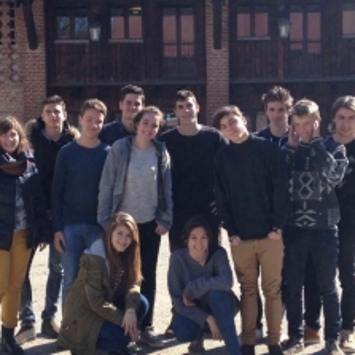Un gruppo di studenti
