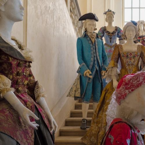 Gli abiti di carta di Isabelle de Borchgrave - Foto di Alberto Ventura