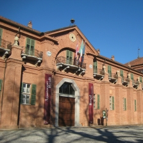 El Castillo de la Mandria