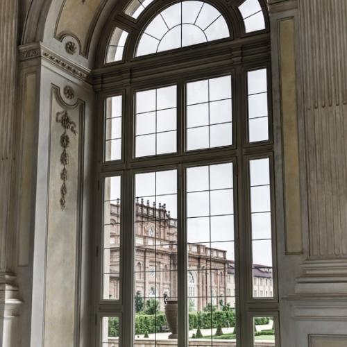La Galleria Grande, Vista sulla Citroniera - Foto di Gabriele Rubino