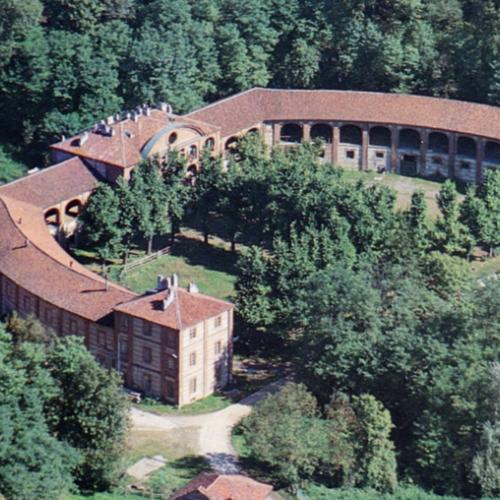 Parco La Mandria. Cascina Rubbianetta