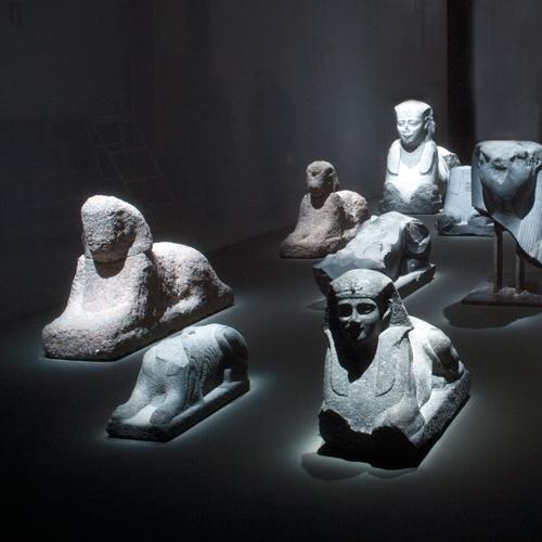 Egitto. Tesori sommersi: Sphinx Box