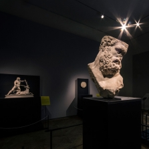 Ercole e il suo mito. La mostra