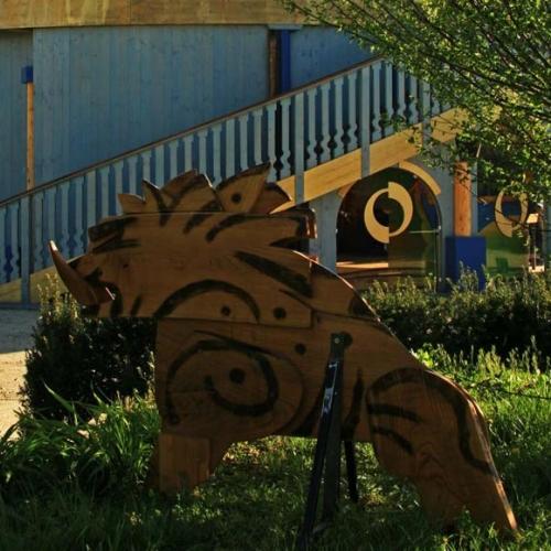 Il Fantacasino. Animali di legno