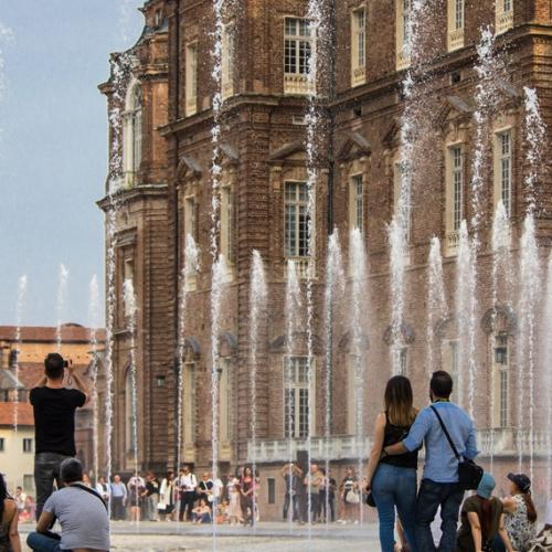 Teatro d'Acqua della Fontana del Cervo - Foto di Francesco Cilona