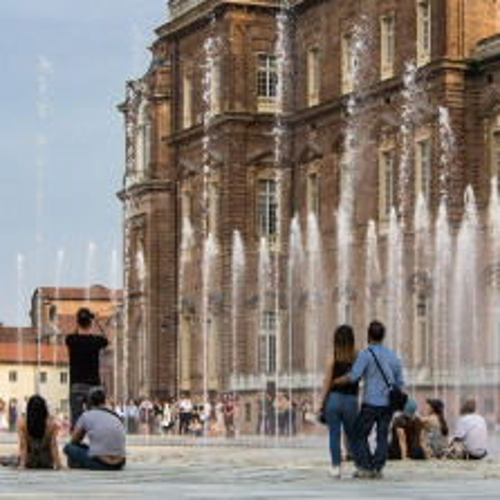 El Teatro de Agua de la Fuente del Ciervo - Foto di Francesco Cilona