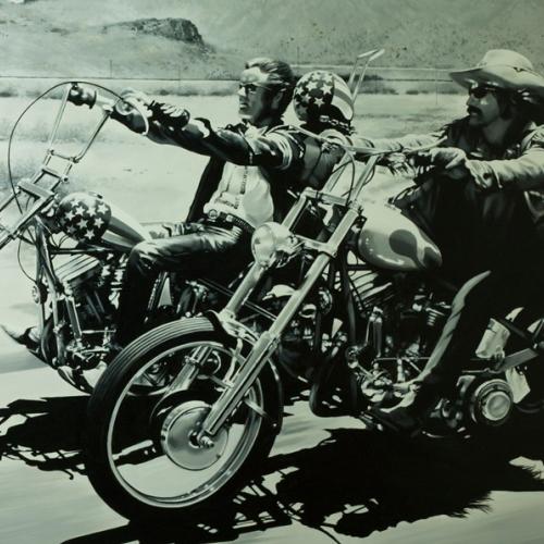 Luigi Rocca, Travel, live in USA, 2017, acrilico su tela, collezione dell'artista