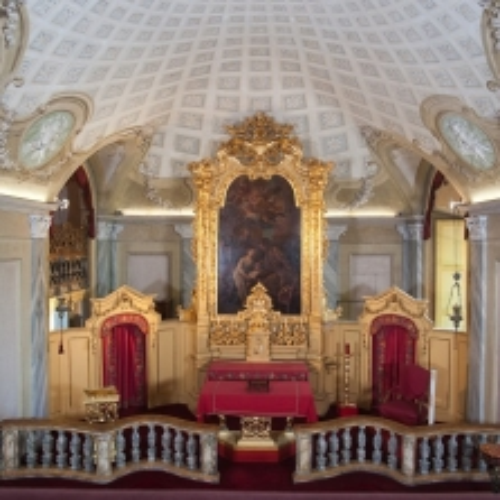 Castello di Moncalieri, Cappella Reale - Foto G. Gallarate