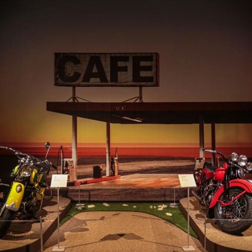 Easy Rider. La exposición
