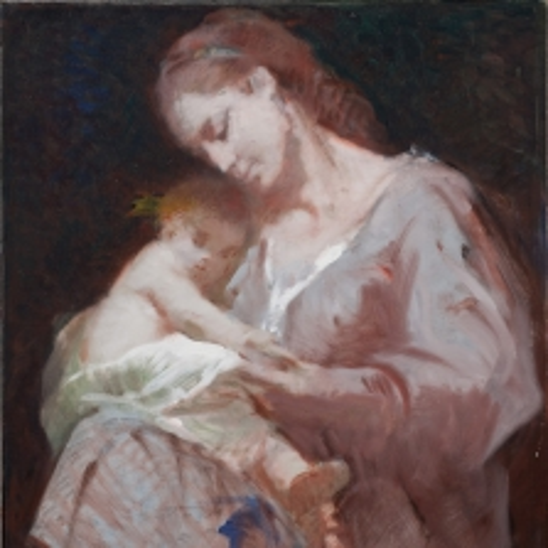 Ottavio Mazzonis - Silvia la madre