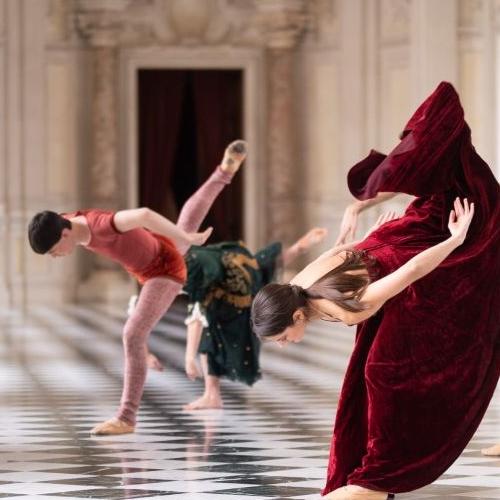 L'artista incontra se stesso - Foto Silvano La Porta