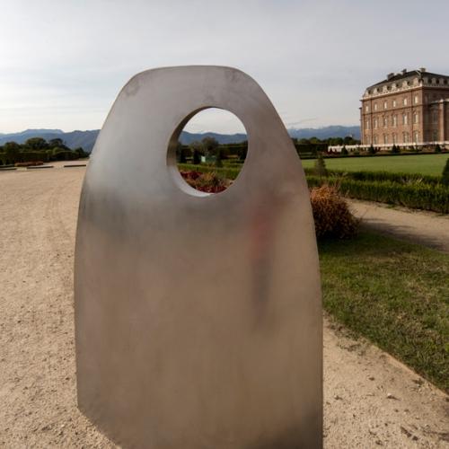 Art Site alla Reggia di Venaria - Salvatore Astore, Speciazione