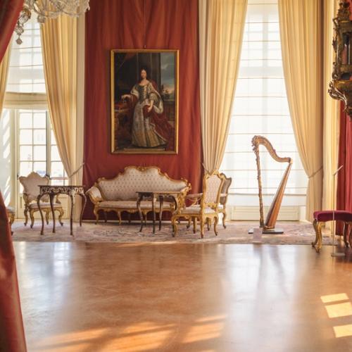 Camera di udienza della regina - Foto di Giorgio Pulcini