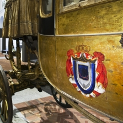 La carrozza di Napoleone - Particolare