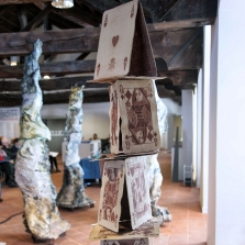 Ceramiche d'arte. La mostra