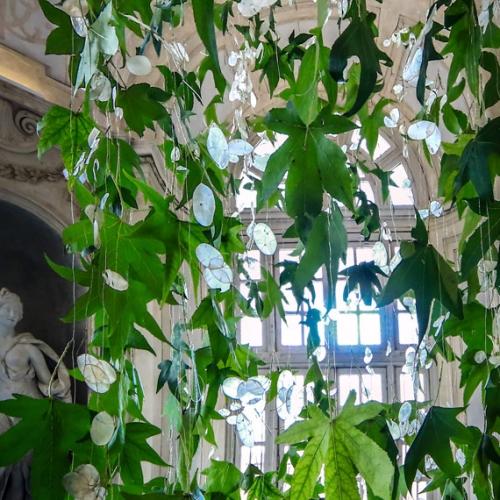 Corollaria - Allestimento nel Rondò alfieriano