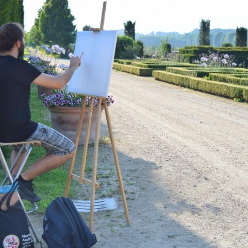 Dipingi il giardino