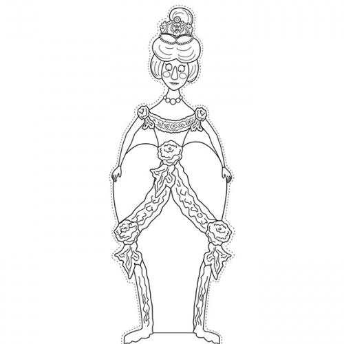 Segnalibro Regina