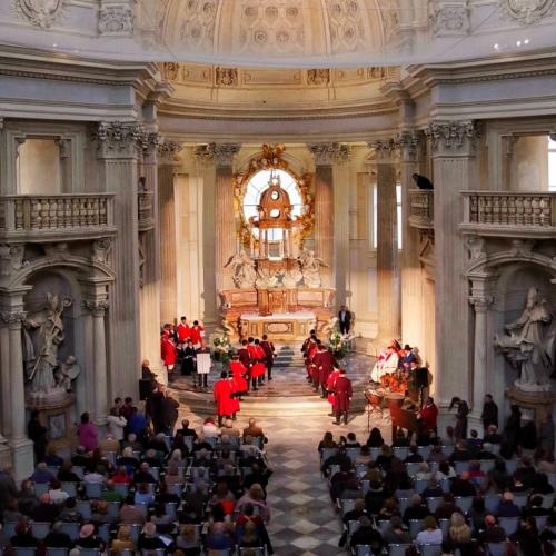 Festa di Sant'Uberto - Reggia di Venaria