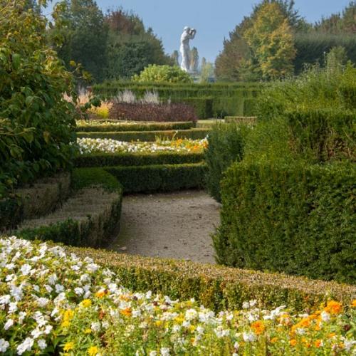 Giardini nell'Asse centrale - Foto di Dario Fusaro