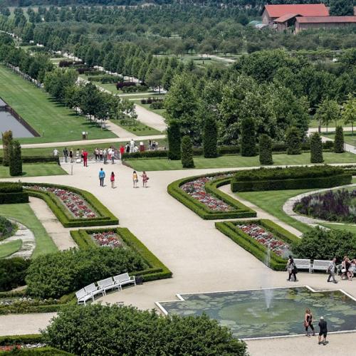 I Giardini della Reggia di Venaria - Foto di Buda Cristian Radu