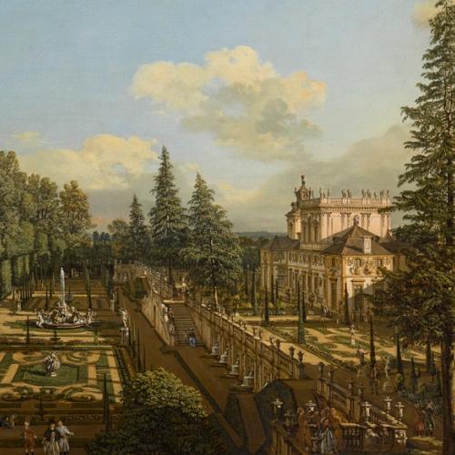B. Bellotto, Wilanow Palace - Foto Andrzej Ring Lech Sandzewicz