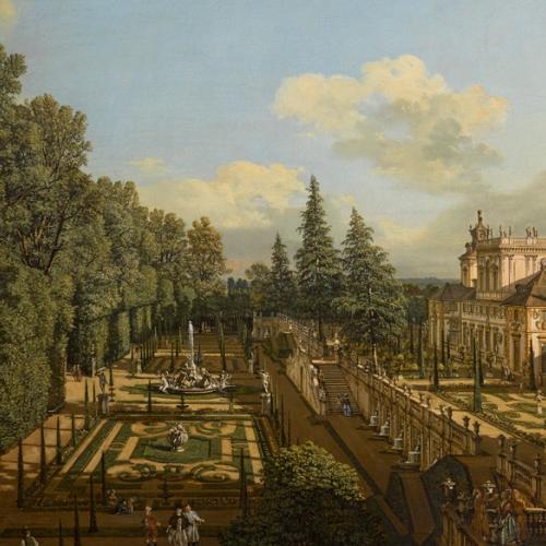 B. Bellotto, Wilanow Palace - Photo by Andrzej Ring Lech Sandzewicz