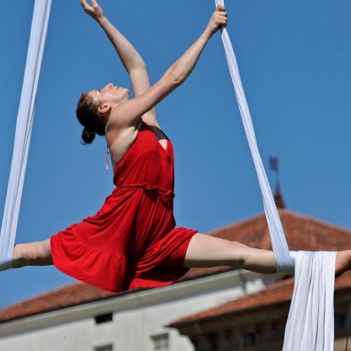 Spettacoli nei Giardini per le Giornate da Re - Foto di Carlo Bonat Marchello