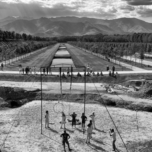 Spettacoli nei Giardini per le Giornate da Re - Foto di Nunzio Di Palma