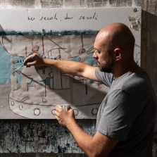 Valerio Berruti. Fotoritratto di Tino Gerbaldo