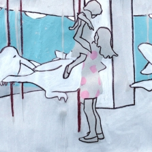 Das Karussell von Nina - Valerio Berruti. Fotogramma
