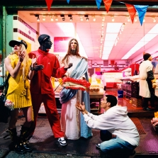 Loaves and Fishes, 2003 © David LaChapelle