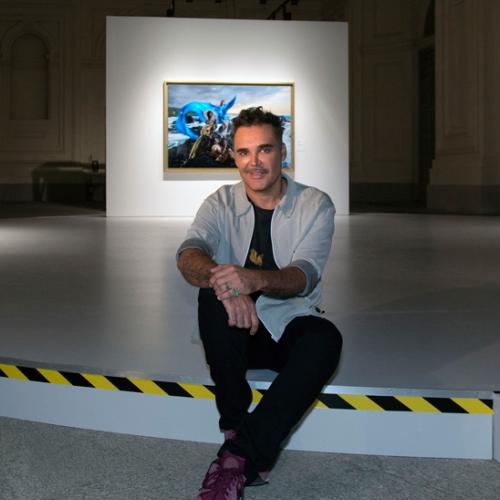 David LaChapelle. L'artista davanti alle sue opere