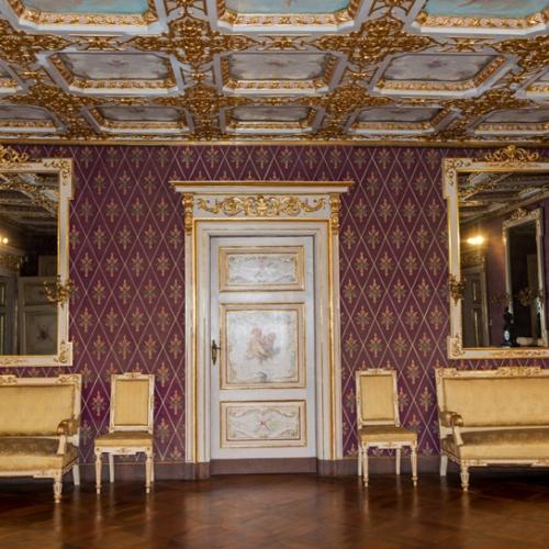 Appartamenti Reali. Sala da ballo