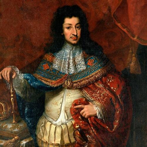 Giovanni Panealbo, attribuito. Ritratto di Carlo Emanuele II, duca di Savoia (ultimo quarto XVIII sec.)