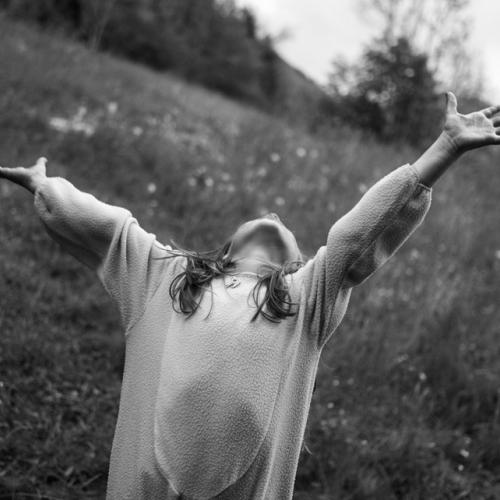 Durante il periodo di quarantena in famiglia. Svizzera, 2020. ©Paolo Pellegrin/Magnum Photos