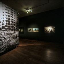 Paolo Pellegrin Anthology. The exhibition