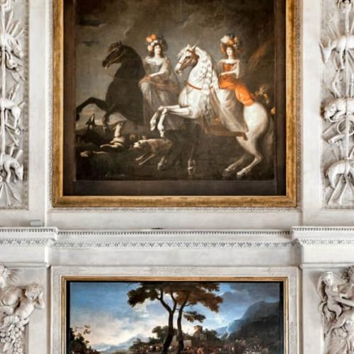 La Sala di Diana. Foto di Giuliano Iunco