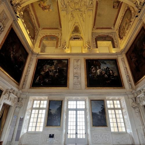 Sala di Diana - Foto di Alessandro Medda