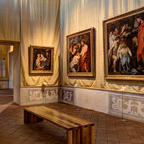 Sala delle fiere feroci - Foto di Luca Prin