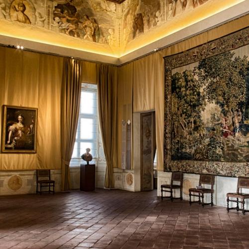 Sala di Ifigenia - Foto di Luca Prin