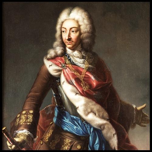Maria Giovanna Battista Clementi detta la Clementina - Ritratto di Vittorio Amedeo II (1730-1740 circa)